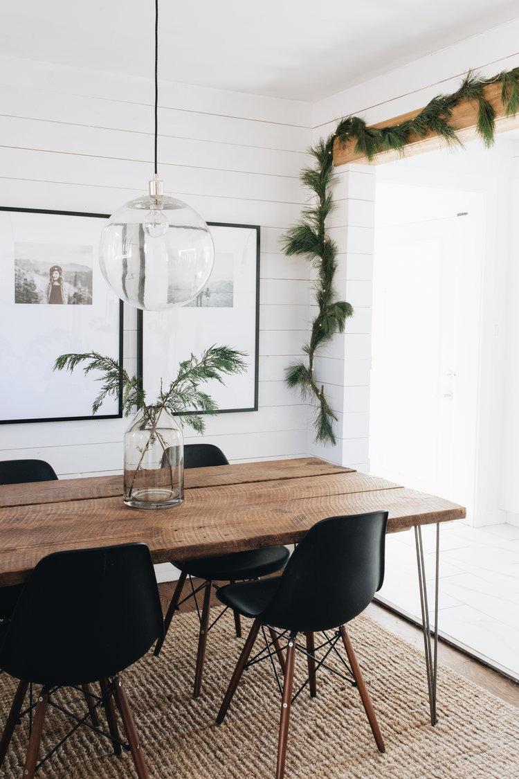 cómo combinar muebles para un comedor