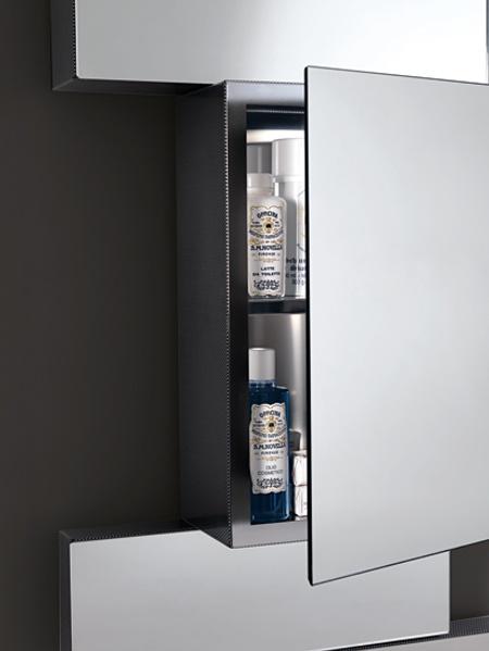 Muebles de ba o espejos modulares y funcionales - Espejos de bano conforama ...