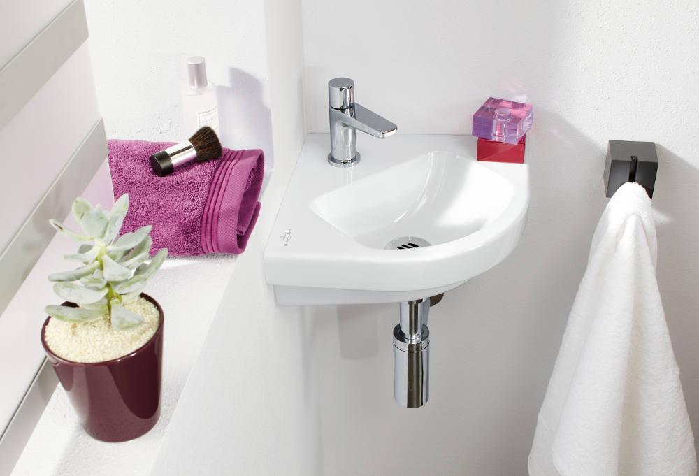Muebles de baño para espacios pequeños
