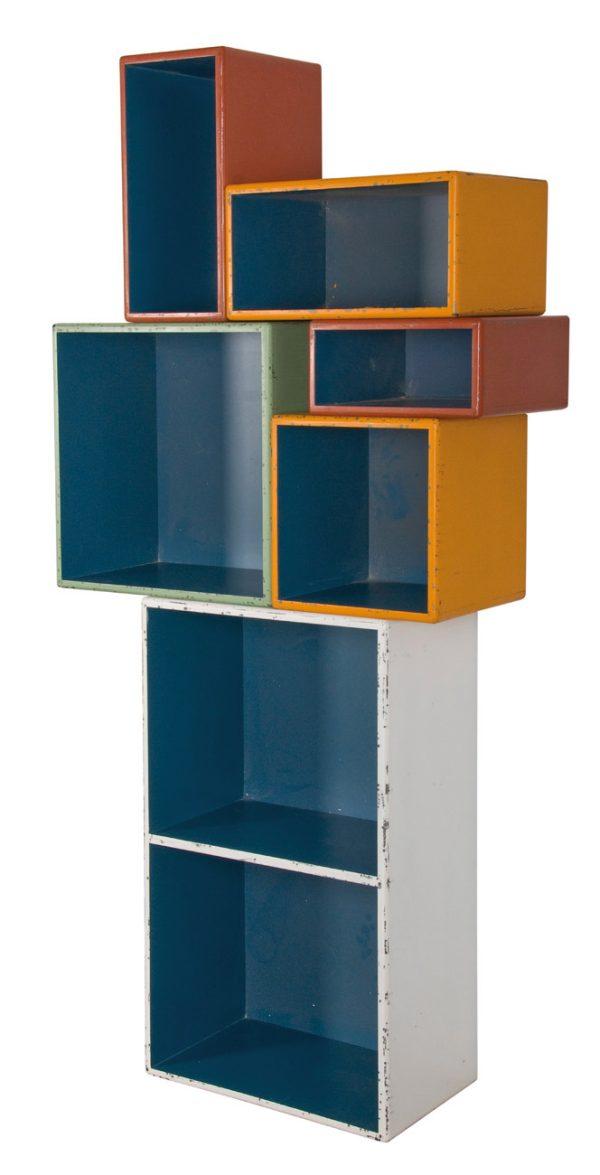 Muebles artesanales de estilo industrial - Muebles diseno industrial ...