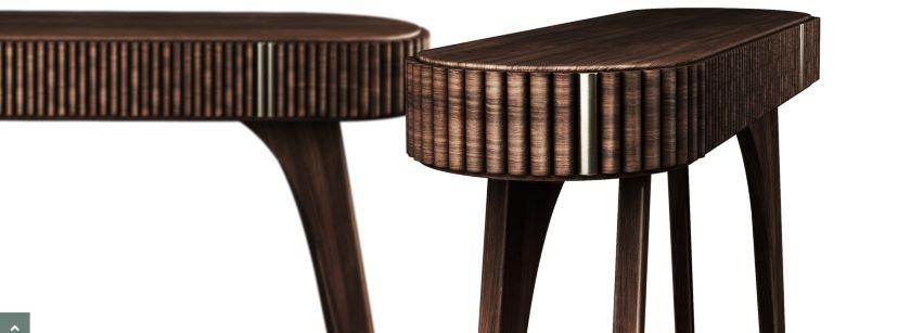 muebles con diseños elegantes