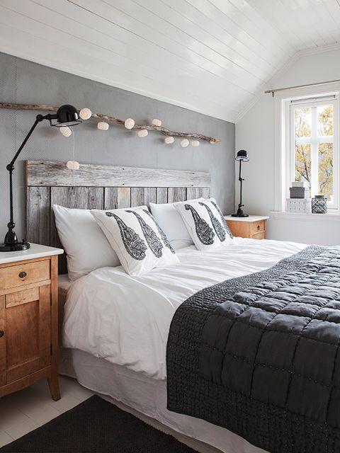 Cuatro claves para decorar un dormitorio Único