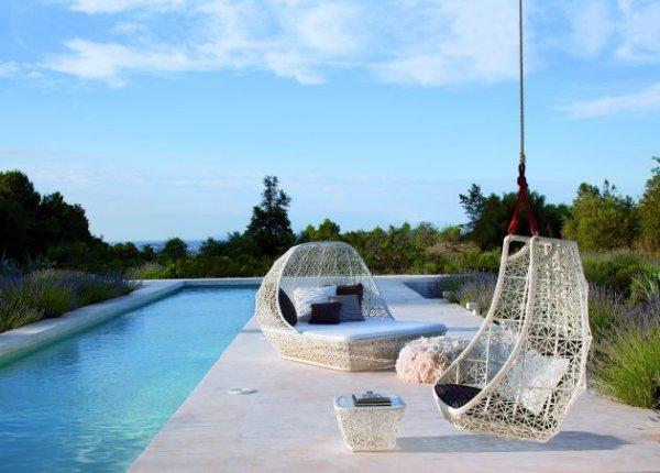 muebles de jardín de diseño en ratán - Muebles De Jardin De Diseno