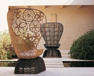 Muebles de Jardín y Exterior Exquisitos y Artesanales