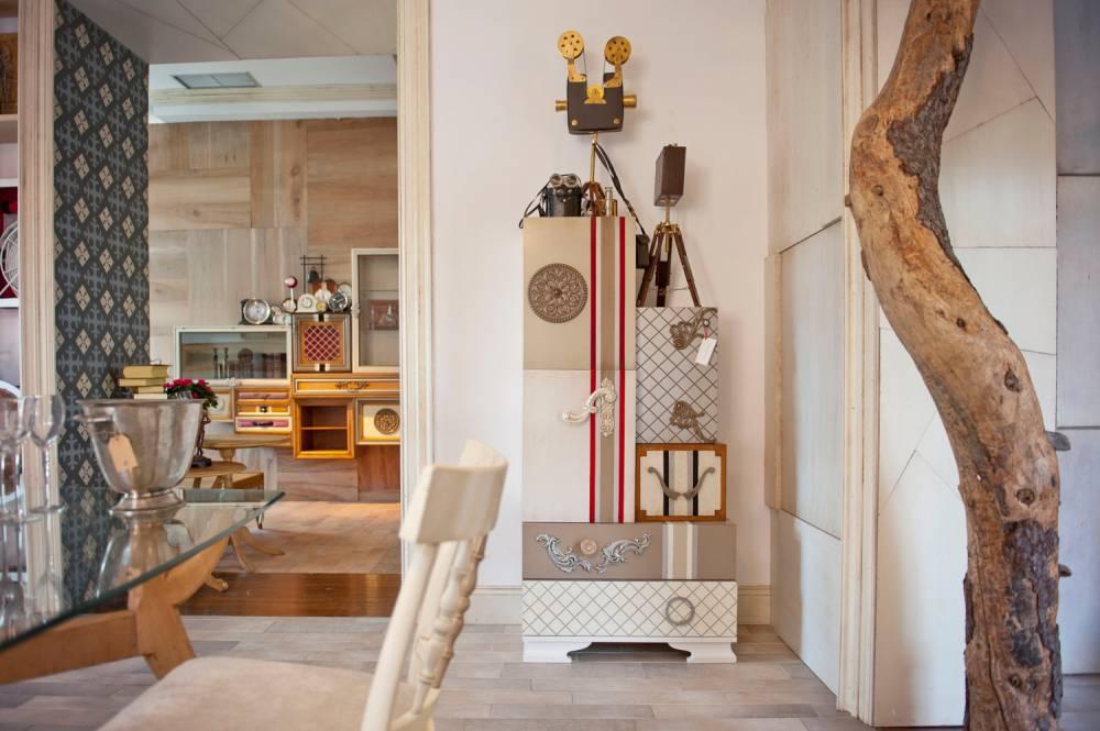 Muebles originales hechos con pasi n - Muebles zapateros originales ...