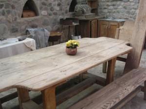 muebles quincho 300x225 Quinchos: espacios para recreación