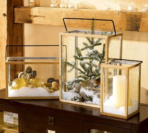 Navidad 12 ideas para decorar la casa parte 2 - Decorar la casa de navidad ...