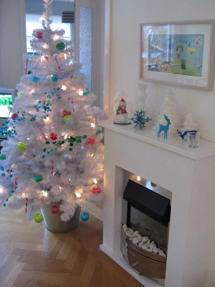 Originales y modernas botas para navidad y otras cositas for Departamentos decorados para navidad