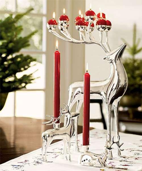 Navidad 12 ideas para decorar la casa - Imagenes de decoracion navidena ...