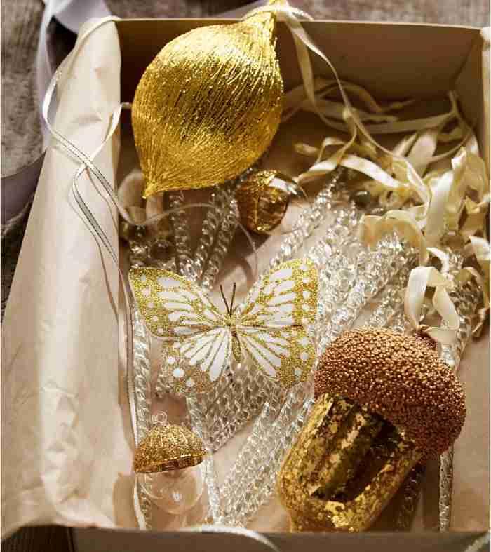 navidad 12ideas decorar casa adornos Navidad: 12 Ideas para Decorar la Casa  Continuación