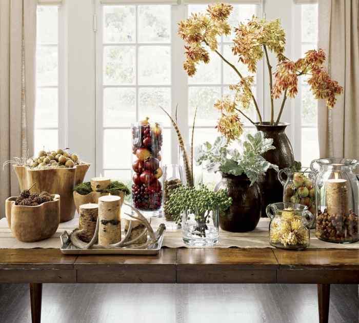 Navidad 12 ideas para decorar la casa continuaci n 2 - Adornos de navidad para casa ...