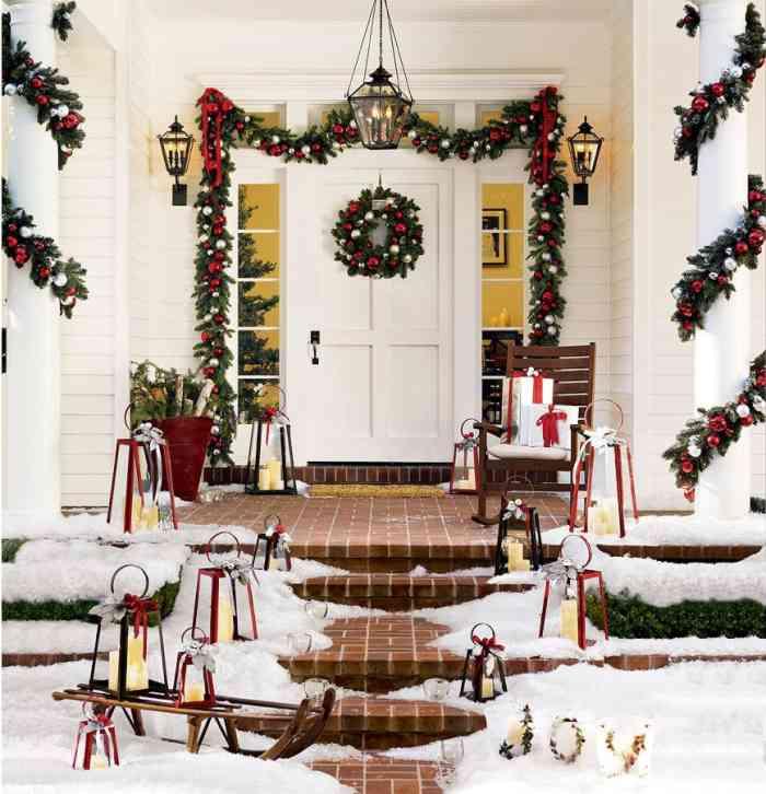 navidad 12ideas decorar casa Navidad: 12 Ideas para Decorar la Casa  Continuación
