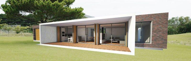 novedades en construcción Modelo Claudina Relat Studio