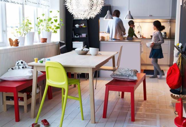 Novedades en decoraci n para casas cat logo ikea 2012 - Catalogo de casa decoracion ...
