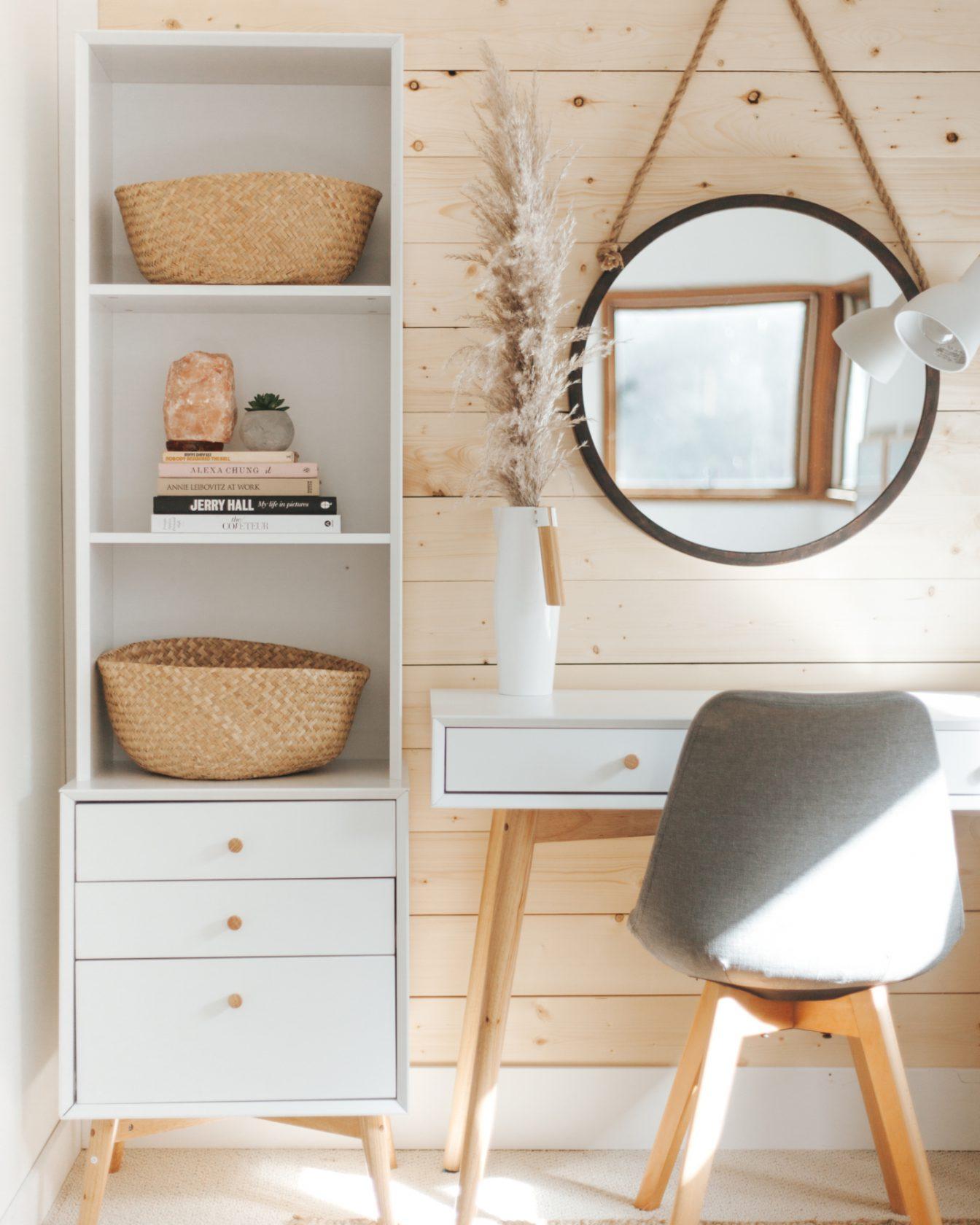 oficina pequeña con estilo
