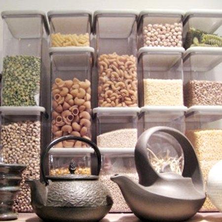 Orden y Organización en Cocinas Pequeñas