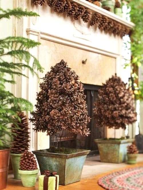 originales árboles de navidad