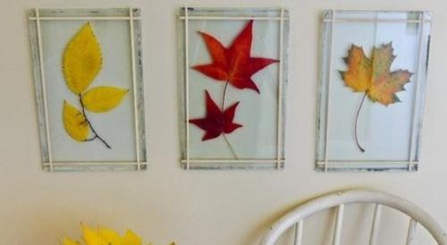 Originales cuadros con cristal for Marcos originales para cuadros