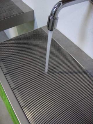 Originales lavabos de acero inoxidable for Lavabo de acero inoxidable