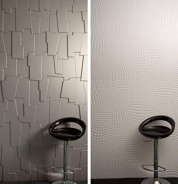 Paneles decorativos con efectos impactantes - Paneles decorativos bano ...