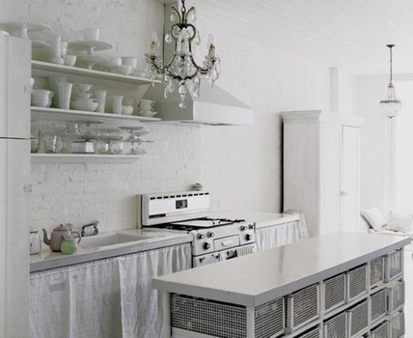 Decoraci n para cocinas peque as taringa for Superficie cocina