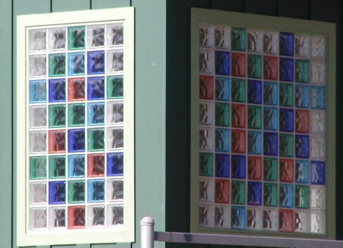 Aplicaciones para bloques de cristal - Cocinas con bloques de vidrio ...