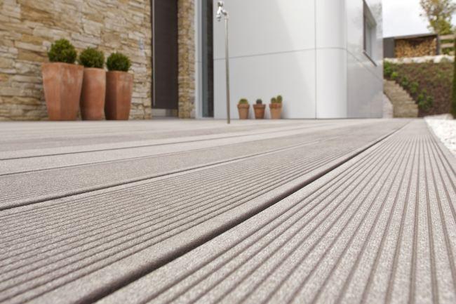 Pavimento exterior sistema de tarimas para terrazas - Pavimentos para exterior ...