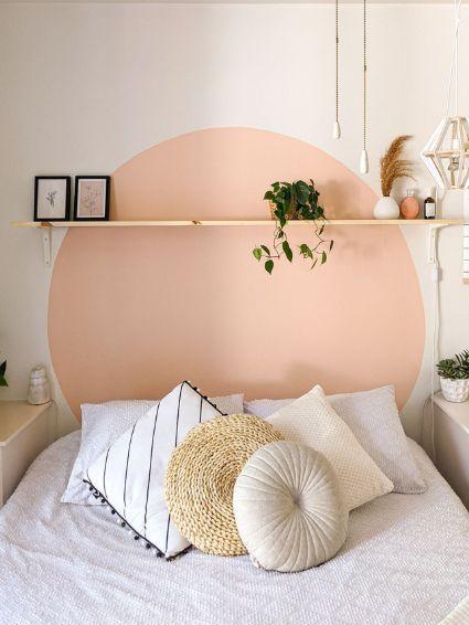 Pintar un cabecero de cama
