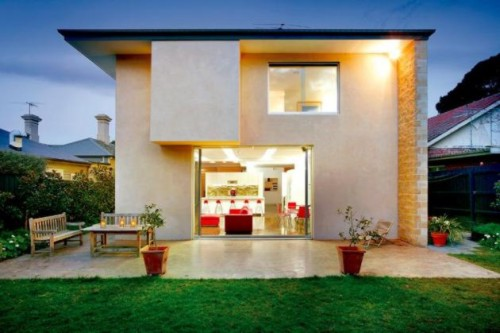 Pinturas para fachadas caracter sticas y requisitos - Pinturas modernas para casas ...