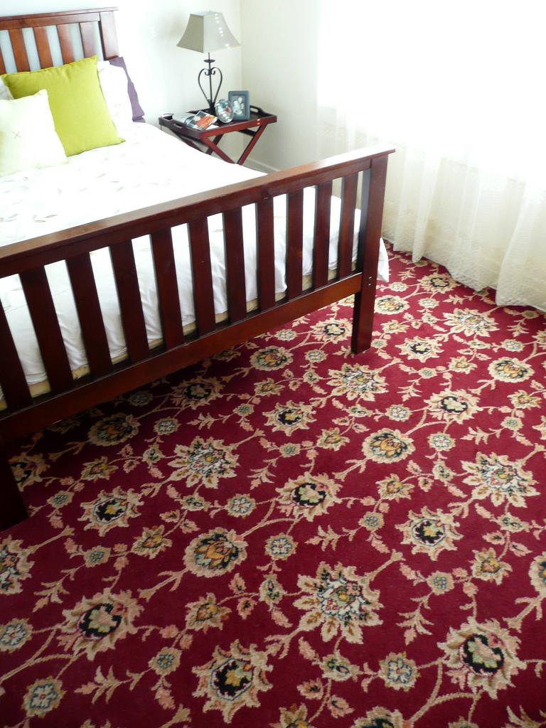 suelo alfombrado