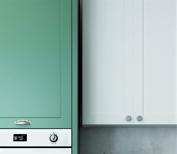 Pon color a la cocina