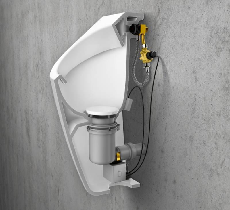 pro detect 2 de villero y boch - innovacion para baños