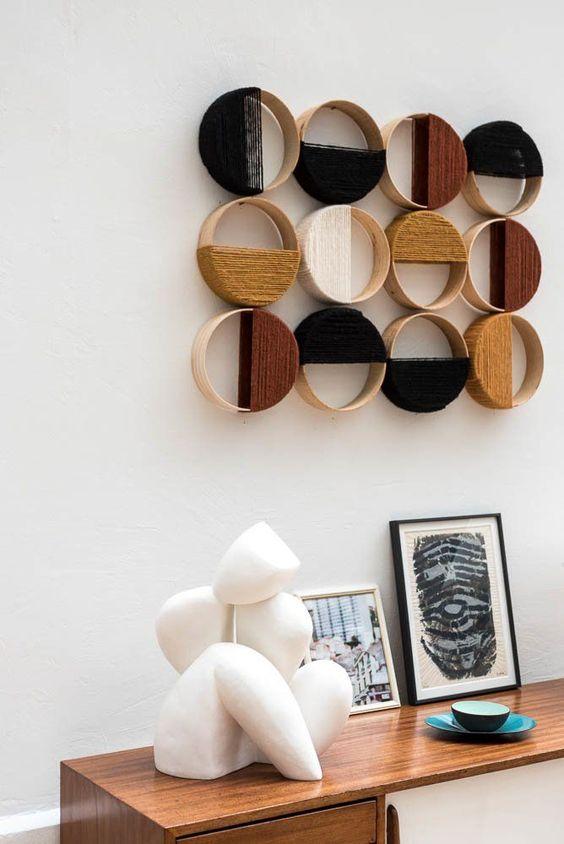 proyectos decorativos para paredes