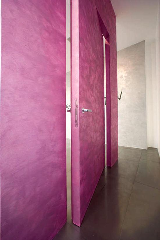 Puertas de ba o minimalistas - Puertas correderas de diseno ...