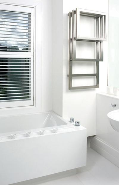 Lamparas Para Cuarto Baño:Radiador Minimalista para el Cuarto de Baño