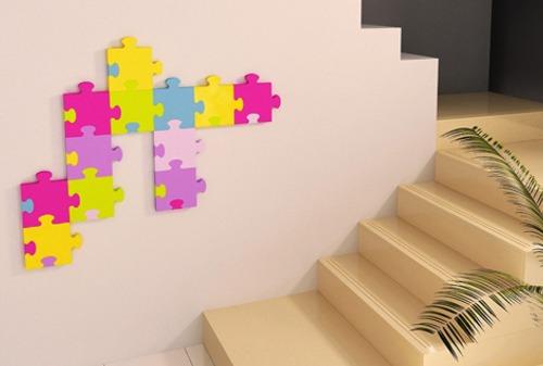 Radiador de dise o para la habitaci n de los ni os - Puzzles decorativos ...