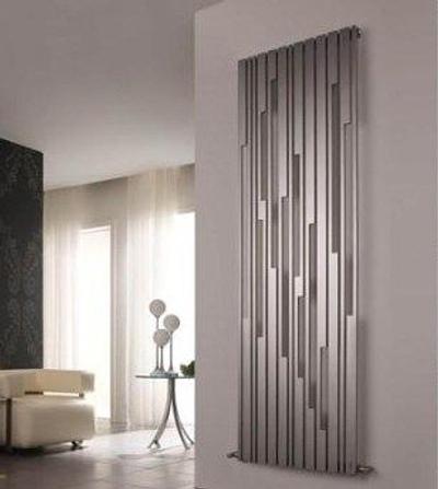Radiadores de dise o elegante y moderno colecci n inox - Radiadores de casa ...