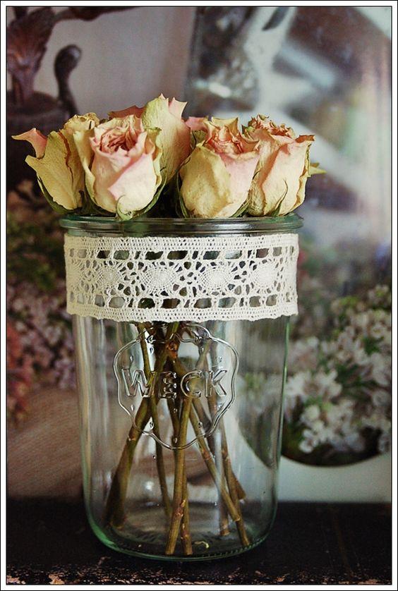 recipientes decorados