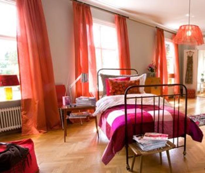 Tipos de cortinas decocasa - Tipos de visillos ...
