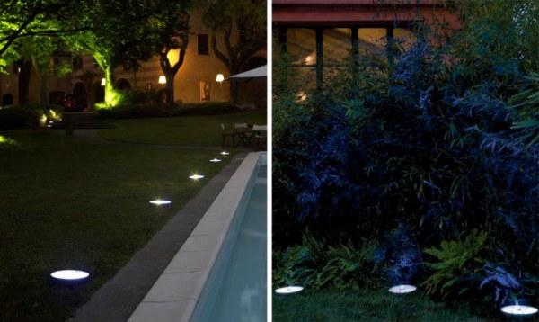 Recomendaciones sobre iluminaci n exterior for Iluminacion solar de jardin