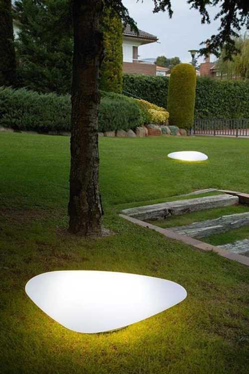 Recomendaciones sobre iluminaci n exterior - Iluminacion de jardines modernos ...