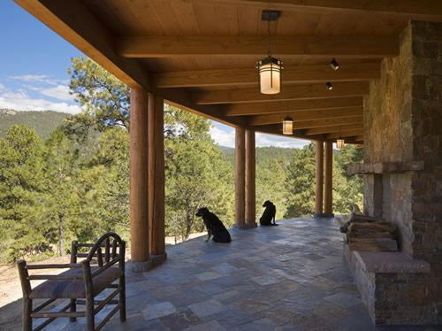 Recomendaciones sobre iluminaci n exterior - Iluminacion terrazas exteriores ...