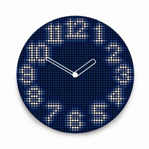 reloj azul joseph joseph Divertidos Relojes de Pared