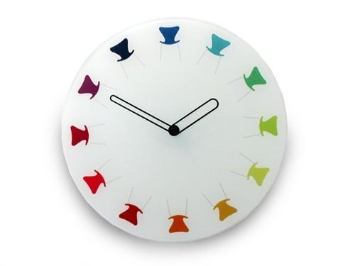 Divertidos relojes de pared - Relojes para decorar paredes ...