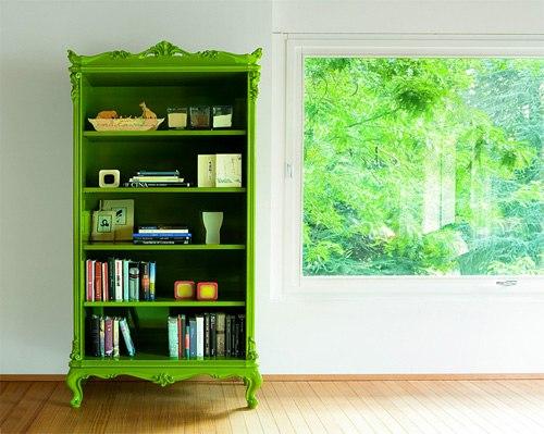 renovar muebles con color