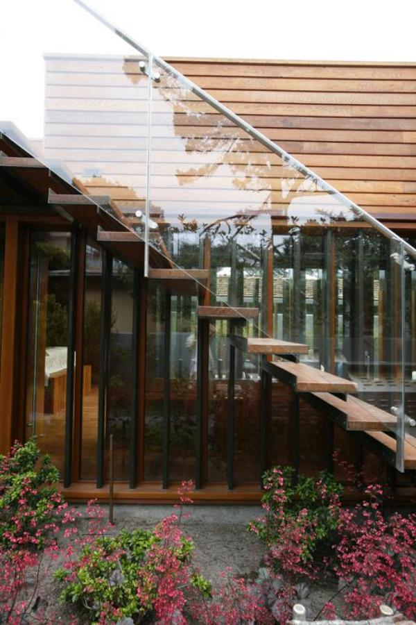 Residencia carmel por dirk denison - Residence carmel par dirk denison architects ...