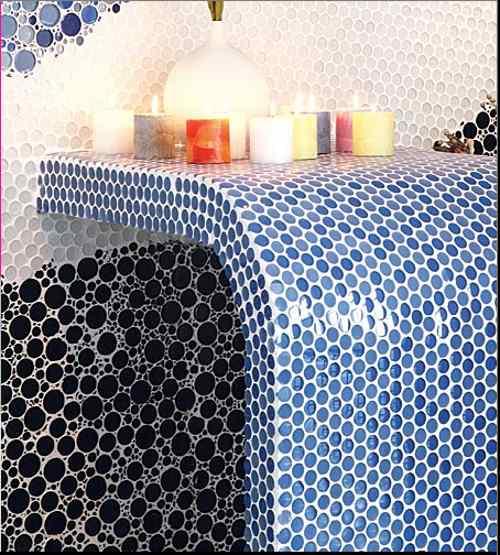 Azulejos De Vidrio Para Baño: de azulejos para revestimiento en hogares, con amplia variedad de