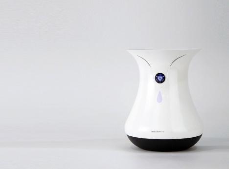 Robot Limpia Paños