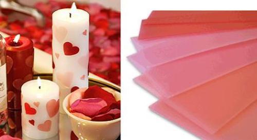 Estilos de Decoración V : Gótico, Tudor, Victoriano, Renacentista y San Valentín - Página 38 Romanticas-velas-decoradas-san-valentin