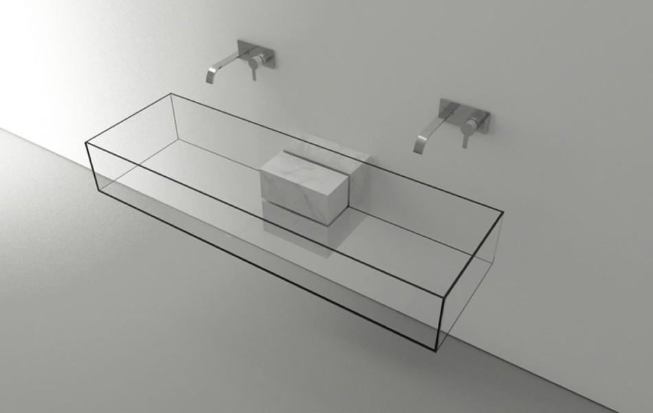 sanitarios de vidrio